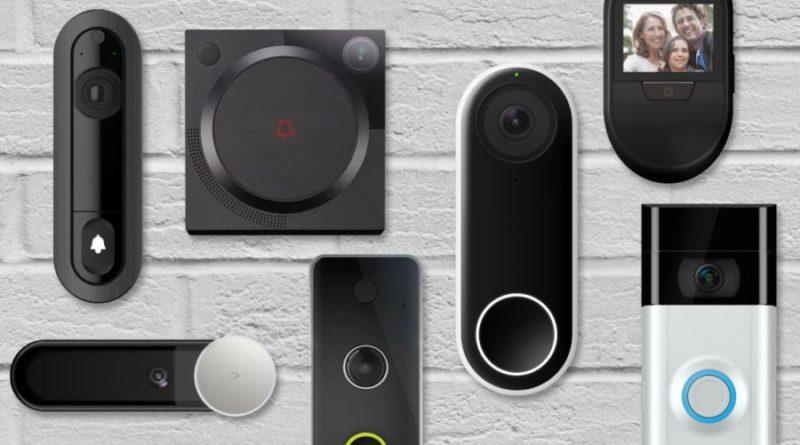 Visiophone sans fil pour la maison
